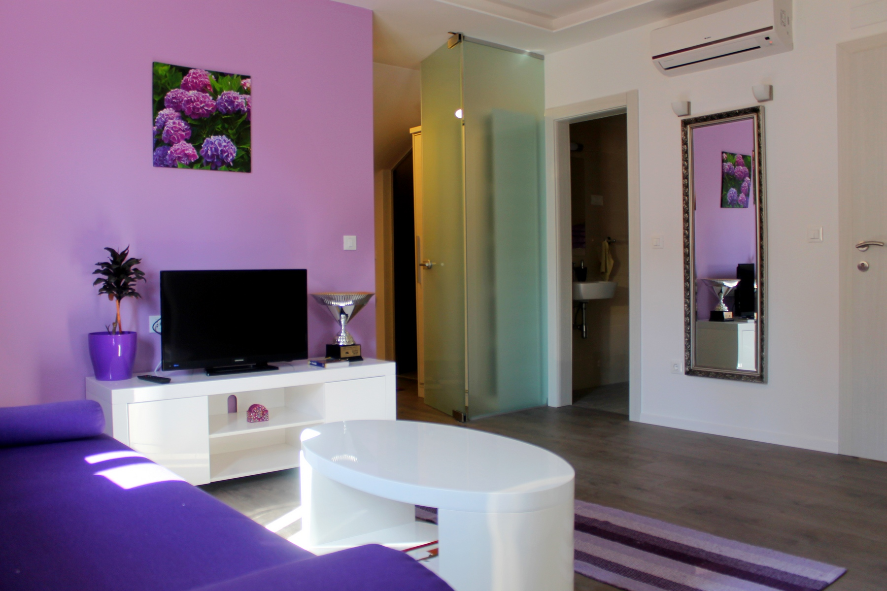 Family and modern apartment near Cavtat town